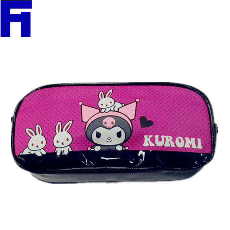 Hot sale cute Mickey Mouse printed wholesale cosmetic bag for kids wholesale