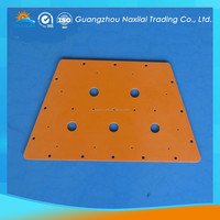 phenolic perforated sheet solid plastic panel