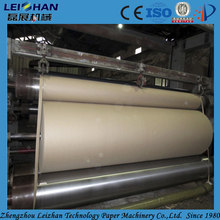Kraft paper mill used plant re-reeling machine / paper re-winder machine