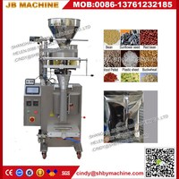 CE approved lentil packing machine