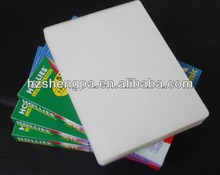 A4 paper size hot laminating film PET+EVA for office from china SINPO