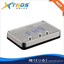 High demand electronic throttle controller booster connector for improving car speed performance