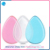 teardrop makeup sponge, makeup sponge, powder puff with stick