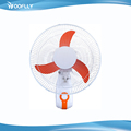 Top Quality 16 inch wall mounted fan with remote control