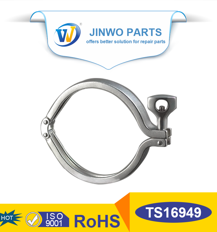 Pipe fastener handle hose clamp China supplier