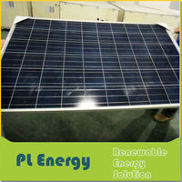 shenzhen factory best price poly 270w solar panel