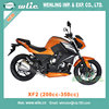 Factory price road legal retro racing style motorcycle bike CHEAP street XF2 (200cc, 250cc, 350cc)
