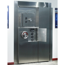 Factory direct sale OEM custom size safety stainless steel doors bank vault