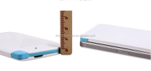 Gift packing power bank credit card size micro usb battery charge,for smartphone