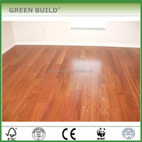 Best Price Engineered 7/16'' x 4-3/4'' Brazilian Cherry Quick Clic Wood Flooring