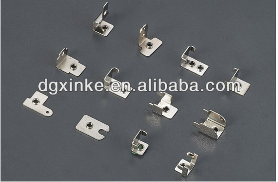 high quality standard sheet metal compression battery terminal crimp