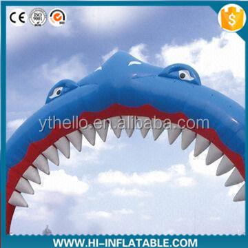 Giant Inflatable way decoration arch for water party