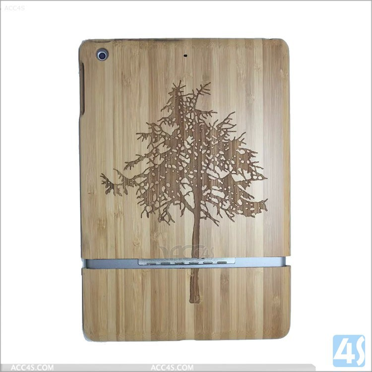 China manufacturer top quality in stock wholesale wood products for ipad air case cover wholesale