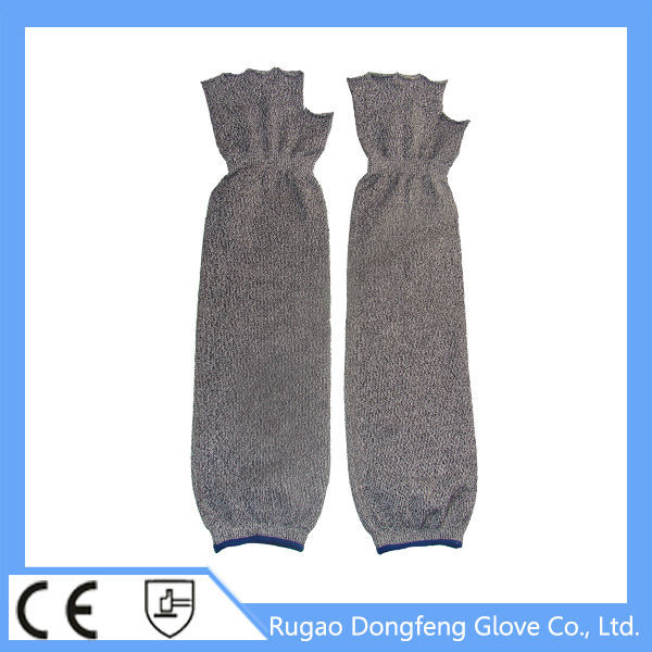 13 Gauge HPPE Level 5 Cut Resistant Arm Sleeve---for Glass handling