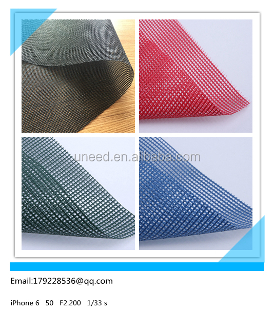 500D PVC coated polyester waterproof swimming pool vinyl mesh fabric/tarp for luggage tent/ raincoat garment