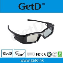 china factory active shutter 3D Glasses for Panasonic samsung 3D TV and RF Epson Projector GL410