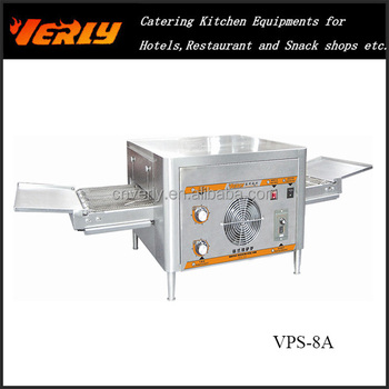 HOT SALE! Commercial Electric Conveyor Pizza Oven VPS-8A