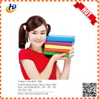 Factory Sell High Glossy Photo Paper 115gsm to 260gsm, all sizes OEM