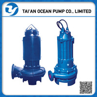 vertical sewage Submersible centrifugal pump for sale