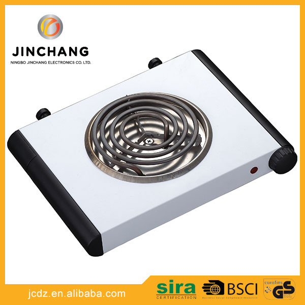 High quality mini induction cooktops hotpot cooker single coil electric hot plate outdoor oven