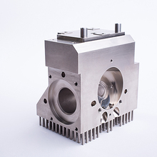 high precision and competitive price customized five axis cnc machining and aluminum nichkel plating products