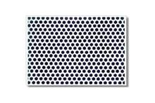 420 lowes perforated sheet metal/stainless steel sheet price