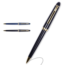 INTERWELL BP5025A Metal Touch Ball Pen, Smooth Writing Individual Personalized Pens