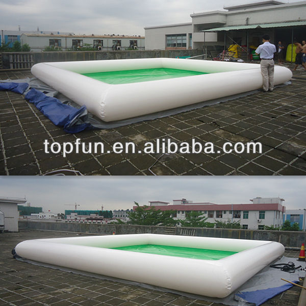 Newest customized inflatable swim pool for kids or adults