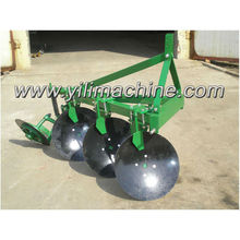 1LYQ Disc plough one way tractor mounted light duty disc plough manufacturer for sale mini disc plough
