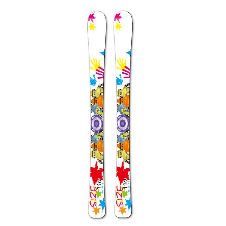 Hasiky Kids Winter Warm Gloves,Cartoon Waterproof Windproof Outdoor Sport Mittens 3-5T
