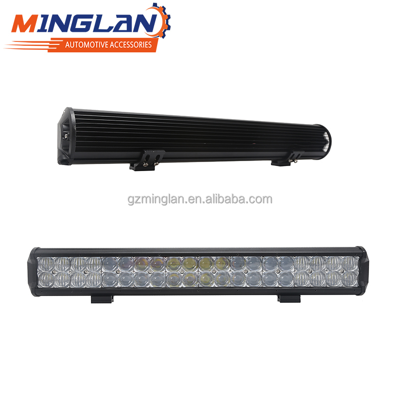 Best price high power 5D Off road Led Bar 120W Car LED Light Bar with flood beam, spot beam or combo beam