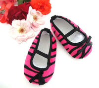 KP-A1 Zebra baby soft shoes IN STOCK ( NO MOQ)