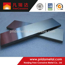 Copper Tungsten Alloy/CuW Rods/Plates/Sheets Price