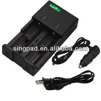 hot sale wholesales Dual-Slot Intelligent Universal Battery Charger