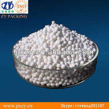Cheap activated alumina ,used as absorbent desiccant and catalyst carrier.Vacuum systems