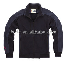 Modacrylic Fleece Flame Retardant Sweater Jacket