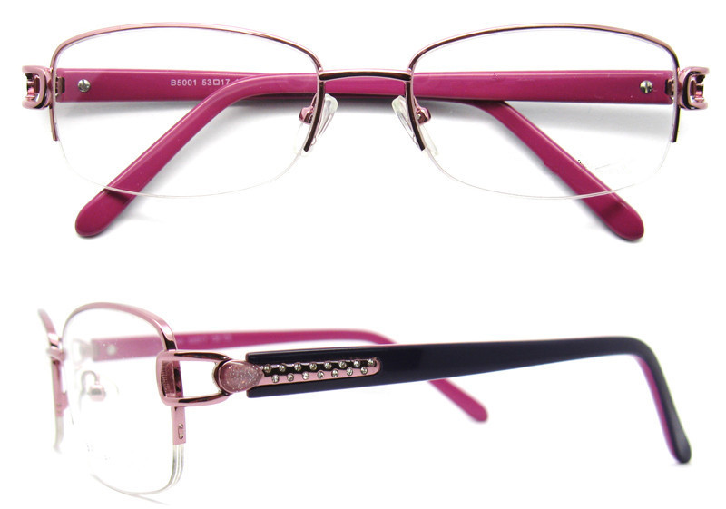 Hot Sell Womens Rhinestone Eyeglass Frames German Eyeglass Frames ...