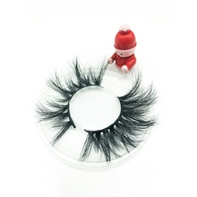 lashes factory private label cruelty free 3D mink lashes with Prtivate label