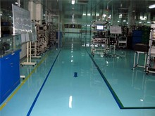 Caboli epoxy heavy duty flooring coating rubber paint
