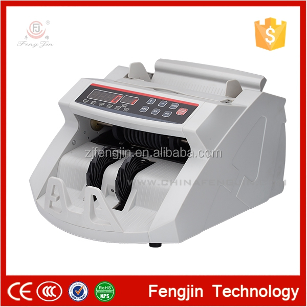 0288 UV/MG Banknote bill checking machine