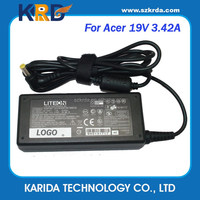 Buy For Acer Notebook Adapter 19V 3.32A 65W Black (for Aspire 5570 ...