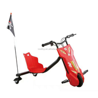 High Quality Three Wheel Scooter Electric Drifting Trike for Children