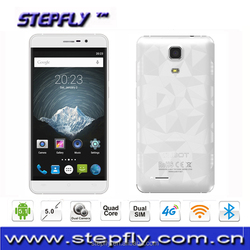 New arrival China brand Phone Cubot Z100 Smart Phone with MTK6735P 1.0GHz Quad Core 5.0 Inch 2.5D IPS OGS HD Screen