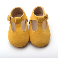Baby T Bar Childrens Moccasins Shoes