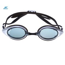 WHALE Adjustable High-quality Streamlined Anti-shock Eye Protector Diving Goggle Blinker Swimming Gear
