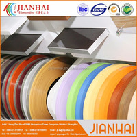 furniture application formica edge banding and hard plastic strip