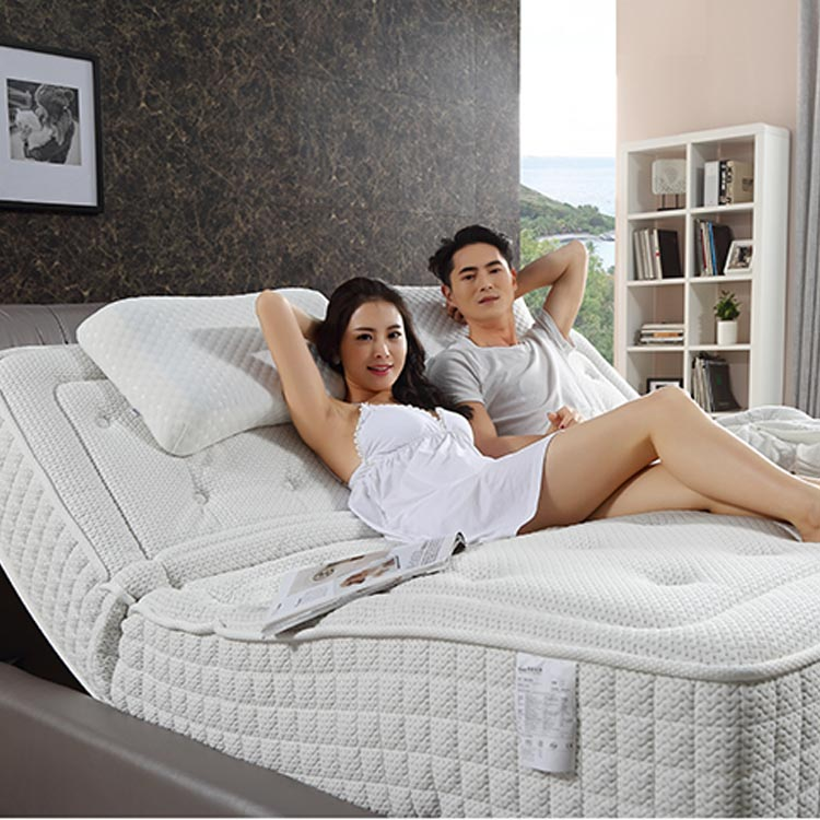 Intelligent multifunctional electric top-class folding multiple angle mattress west-world - Jozy Mattress | Jozy.net