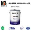 PU wood paint for kitchen cabinet supplier
