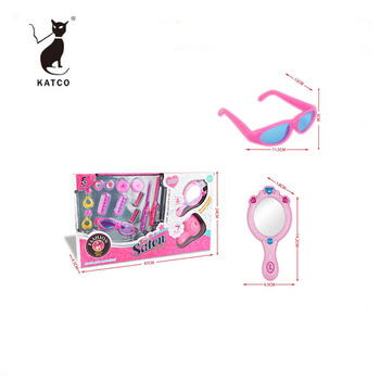 Wholesale Fashion Beauty Play Set Toys Plastic Jewelry Toys For Girls