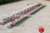 12meter or 15m aluminum ladder/ aluminum ladder professional manufacturers